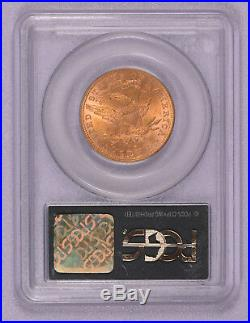 1894 $10 Gold Liberty Head Eagle Gold Coin PCGS MS62 OGH Old green label holder