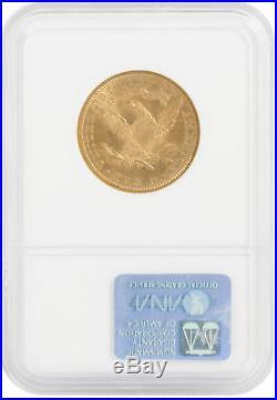 1894 $10 Gold Liberty MS61 NGC