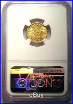1903 Liberty Gold Quarter Eagle $2.50 Coin NGC MS61 (BU UNC) Rare Coin