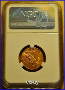 1911 $5 Gold Coin MS 63 (Very Nice Coin To Add To Your Collection) ($1280.00 BV)