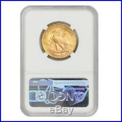 1926 $10 Gold Indian Head NGC MS64 Philadelphia Mint Ten Dollar Eagle Coin