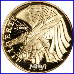 1987-W US Gold $5 Constitution Commemorative Proof NGC PF70 UCAM
