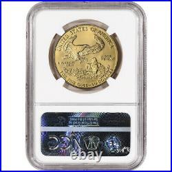1991 American Gold Eagle (1 oz) $50 NGC MS69