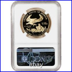 1995-W American Gold Eagle Proof (1 oz) $50 NGC PF69 UCAM