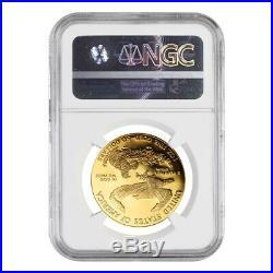 1996 W 1 oz $50 Proof Gold American Eagle NGC PF 70 UCAM