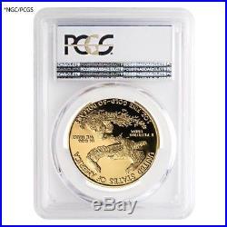 1 oz $50 Proof Gold American Eagle NGC/PCGS PF 69 (Random Year)