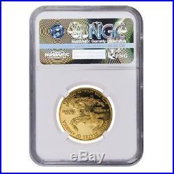 2004 W 1/2 oz $25 Proof Gold American Eagle NGC PF 70 UCAM