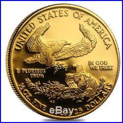 2006 W 1/2 oz $25 Proof Gold American Eagle NGC PF 70 UCAM