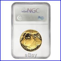 2006 W 1 oz $50 Proof Gold American Buffalo NGC PF 69 UCAM