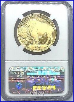 2006 W 1 oz $50 Proof Gold American Buffalo NGC PF 70 ULTRA CAMEO. 9999 G$50