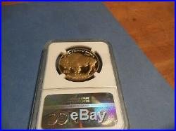 2006 W $50 US Gold Buffalo ULTRA Cameo NGC PF-70.9999 Coin 1oz. + Case