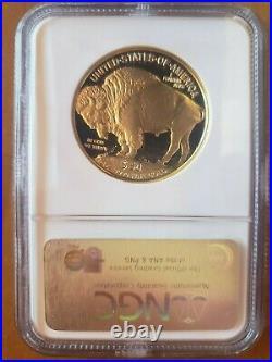 2006 W American Buffalo Gold $50 NGC PF70 Ultra Cameo