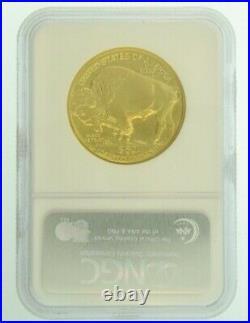 2008 1 oz Gold American Buffalo NGC MS69 Early Release