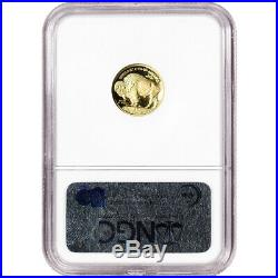2008-W American Gold Buffalo Proof 1/10 oz $5 NGC PF69 UCAM Early Releases