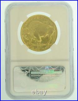 2009 1 oz Gold American Buffalo NGC MS70 Early Release