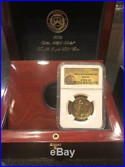 2009 Saint Gaudens Ultra High Relief $20 Gold NGC MS69PL MS-69 Proof Like