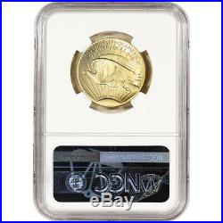 2009 US Gold $20 Ultra High Relief Double Eagle NGC MS69