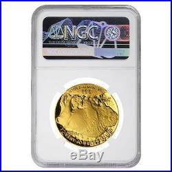 2010 W 1 oz $50 Proof Gold American Buffalo NGC PF 70 UCAM