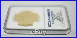 2011 US Eagle 25th Anniversary $50 1 OZ Gold Coin Early Release NCG MS 70