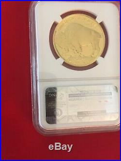 2013-W American Buffalo G$50.9999 FINE NGC PROOF PF70