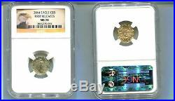 2014 $5 American Eagle 1/10 Ounce Gold Coin Ngc Ms70 7954m