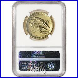 2015-W American Liberty Gold High Relief (1 oz) $100 NGC MS70 Early Releases