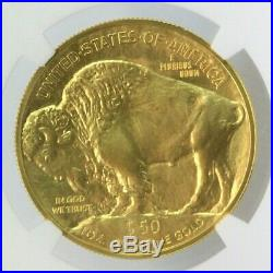2016 $50 American Gold Buffalo Coin NGC MS69 Graded/Slabbed