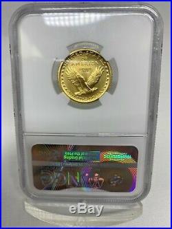 2016 W 24K GOLD 1/4oz 25C Standing Liberty Quarter 100th Anniversary NGC SP70 FR