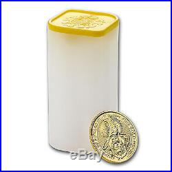 2017 Great Britain 1/4 oz Gold Queen's Beasts The Griffin SKU #104274