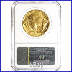 2019 $50 American Gold Buffalo NGC MS69 Buffalo ER Label