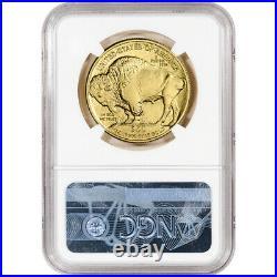 2020 American Gold Buffalo 1 oz $50 NGC MS69
