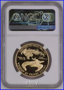 2020 End of World War II 75th Anniversary GOLD Eagle NGC PF70 Early Releases