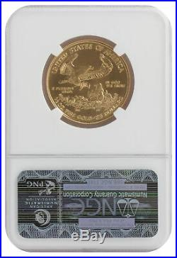 $25 1/2oz American Gold Eagle MS70 PCGS or NGC (Random Date)