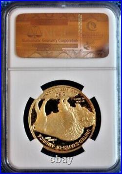 9999 Fine Gold 2009W Buffalo Early Release NGC PF70 Ultra Cameo