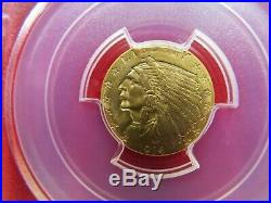 Gold $2.50 Indian Head 15 coin Gem Set-Almost never seen in the market