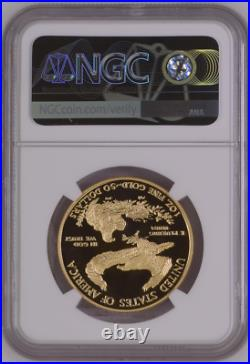 NGC PF70 End of World War II 75th Anniversary American Eagle Gold Proof Coin