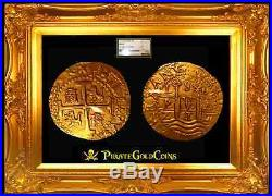 Peru 1711 Gold 8 Escudos Doubloon Ngc Plate Fleet Shipwreck 1715 Coin Treasure