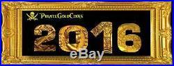 Peru 1712 Gold 8 Escudos Doubloon Coin Ngc 63 Fin Kn! 1715 Plate Fleet Shipwreck
