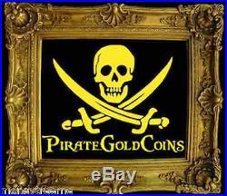 Spain 1714 1598-1621 2 Escudos Philip III Ngc 61 Gold Cob Doubloon Coin Treasure